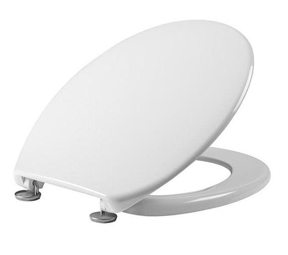 Tavistock Aspire White Thermoset Toilet Seat - O801A
