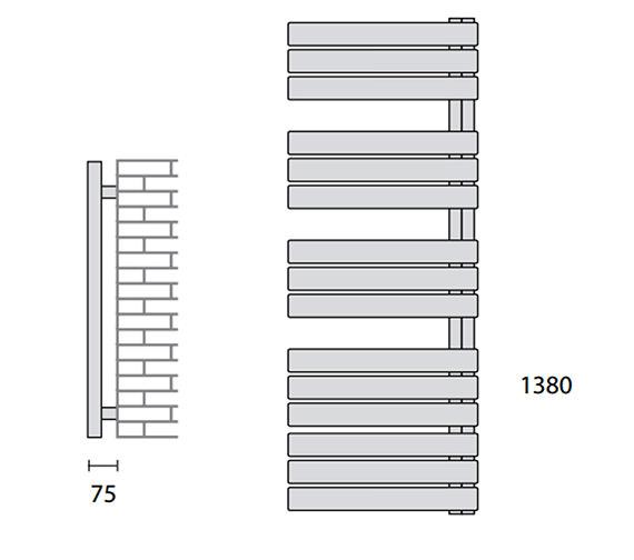 Technical drawing QS-V56437 / 148252