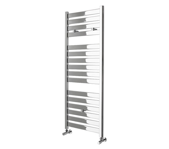 Essential Capricorn Straight Chrome Towel Warmer 500 x 720mm - 148254