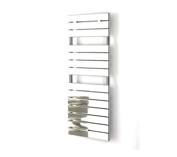 Essential Libra Straight Chrome Towel Warmer 510 x 1200mm - 148255