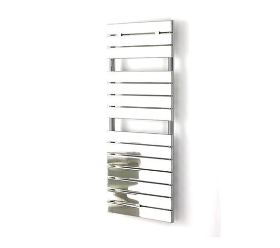 Essential Libra Straight Chrome Towel Warmer 500 x 1510mm - 148256