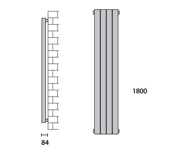 Technical drawing QS-V56447 / 148248