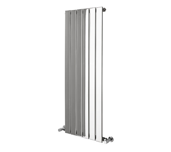 Essential Virgo Straight Chrome Towel Warmer 455 x 1210mm - 148249