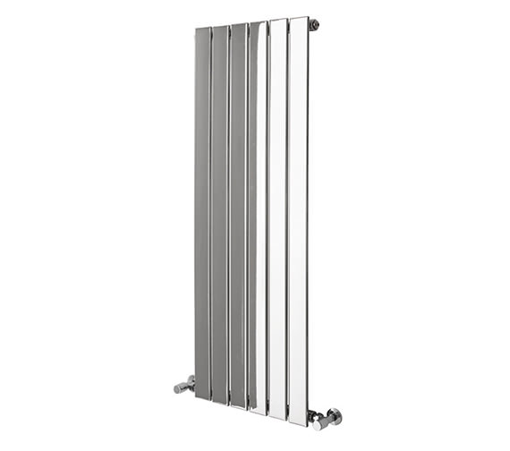 Essential Virgo Straight Anthracite Towel Warmer 305 x 1810mm - 148267