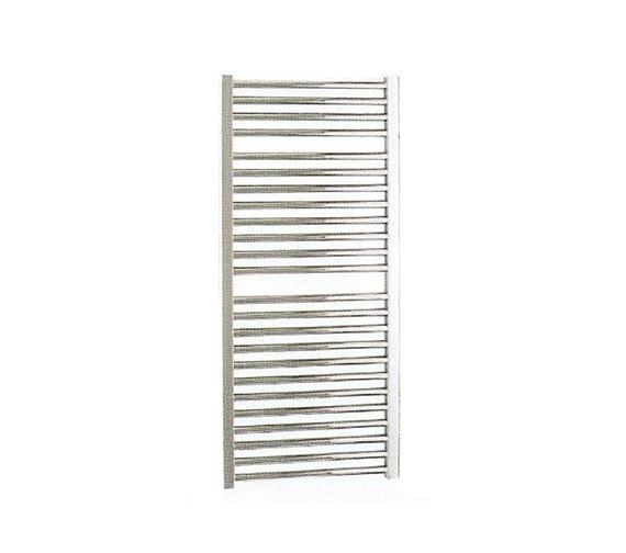 Essential Straight White Ladder Towel Warmer 500 x 690mm - 148204