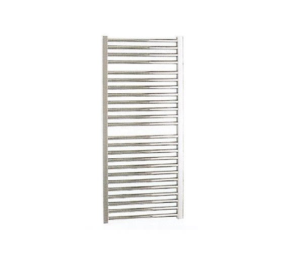 Essential Straight White Towel Warmer 600 x 690mm - 148208