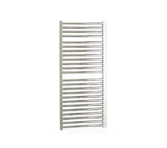 Essential Straight White Towel Warmer 600 x 690mm - 148208