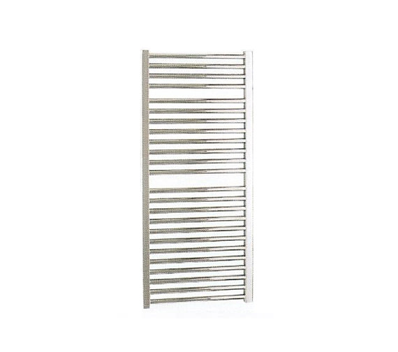 Essential Straight White Towel Warmer 600 x 1430mm - 148210