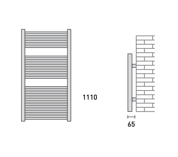 Technical drawing QS-V56464 / 148225