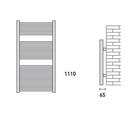 Technical drawing QS-V56479 / 148229