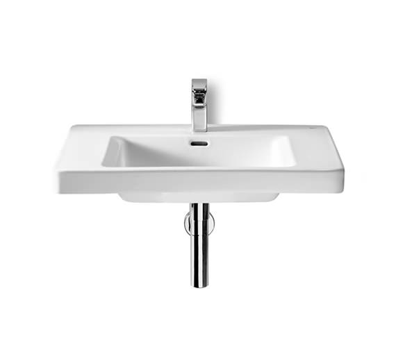Roca Khroma Wall Hung Basin With Fixing Kit 700mm Wide - 327651000