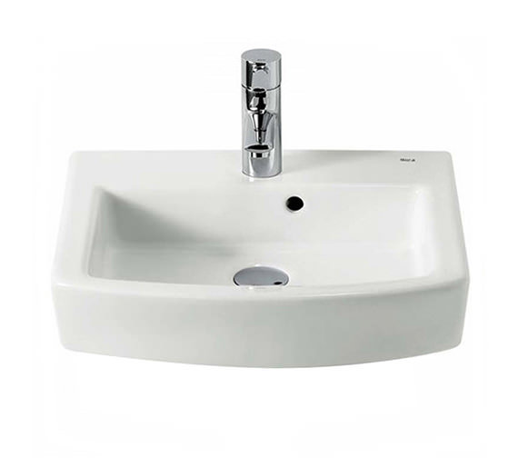 Roca Hall Basin With 1 Tap Hole 450mm Wide - 327624000