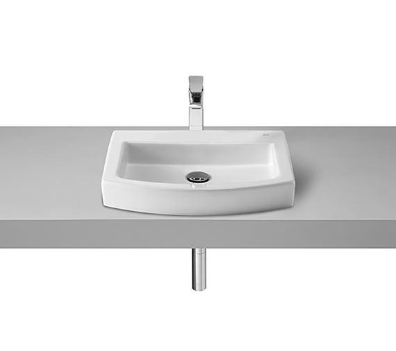 Roca Hall Countertop Basin 520mm x 440mm - 327882000