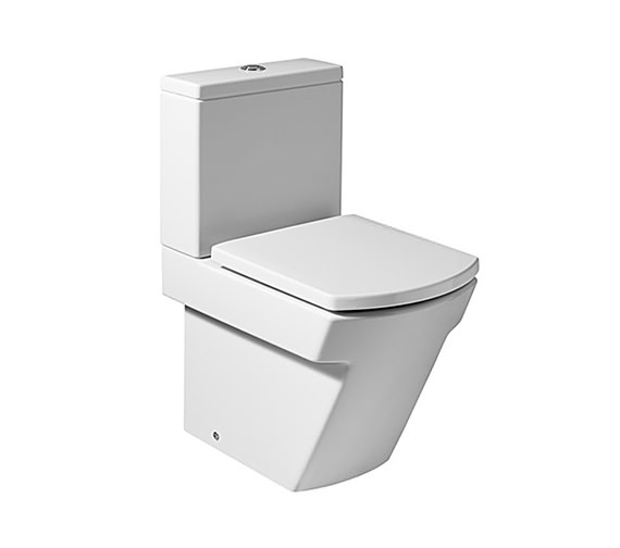 Roca Hall Back To Wall WC Pan With Cistern 595mm - 342628000