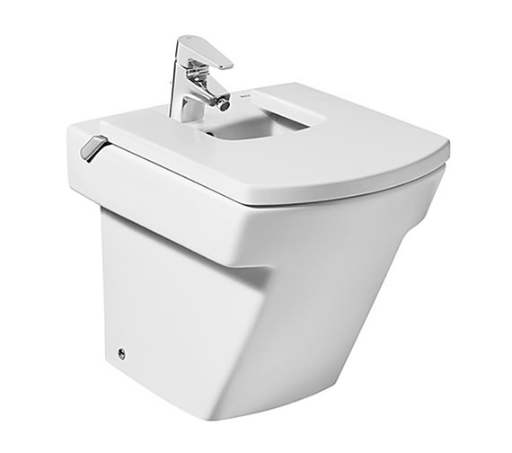 Roca Hall Floor Standing Bidet 525mm - 357624000