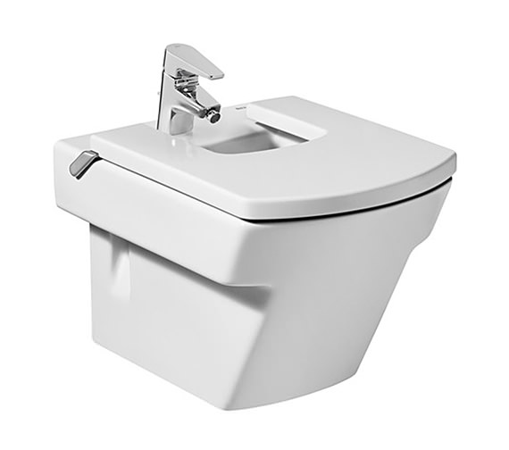 Roca Hall Wall Hung Bidet 515mm - 357625000