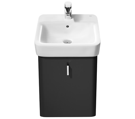 Additional image of Roca Senso Square Wall Hung Basin 450mm Wide - 32751T000