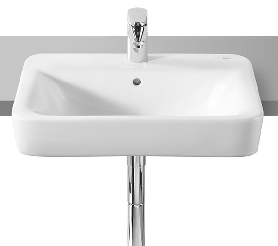 Roca Senso Square Semi Countertop Basin 560mm Wide - 32751S000