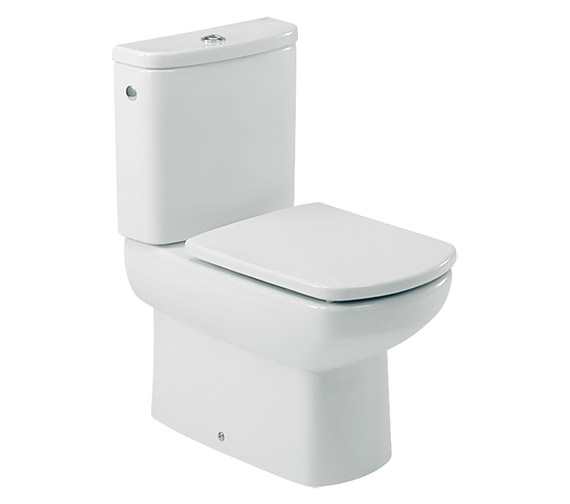 Roca Senso ECO Compact Close Coupled WC Pan 600mm - 34251S000