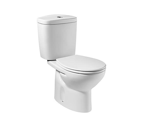 Roca Laura Close Coupled WC Pan