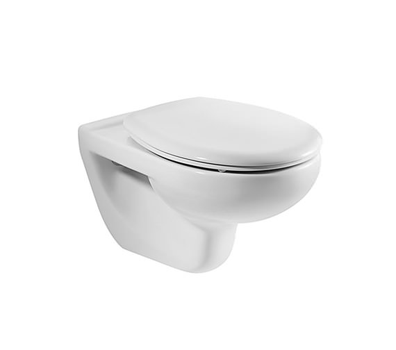 Roca Laura Wall Hung WC Pan 525mm - 34630300S