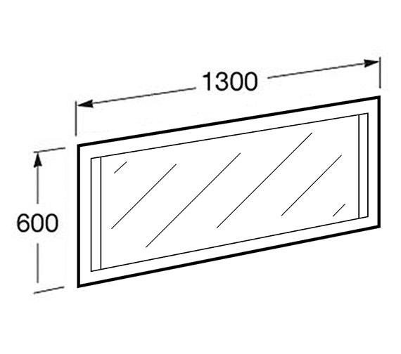 Technical drawing QS-V56787 / 856225000