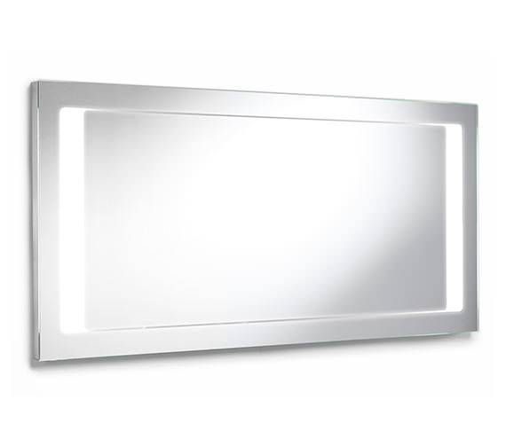 Roca Stratum Mirror With Integrated Light 1100 x 600mm - 856224000