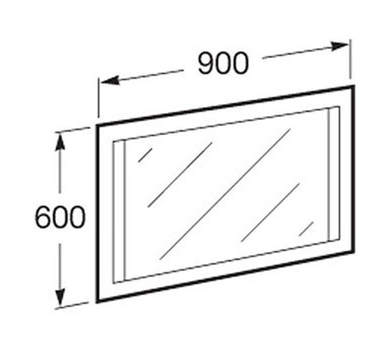 Technical drawing QS-V56789 / 856223000