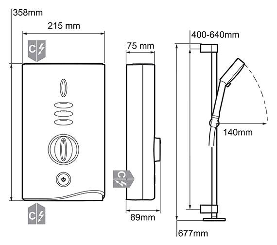 Technical drawing QS-V56968 / 1.1746.007