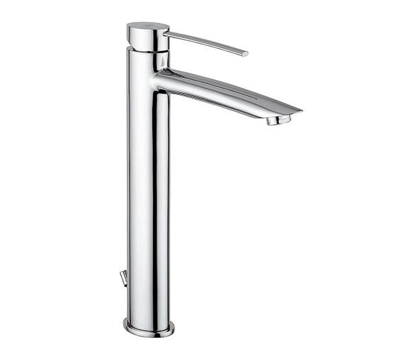 Tre Mercati Bella Extended Mono Basin Mixer Tap Chrome - 42075