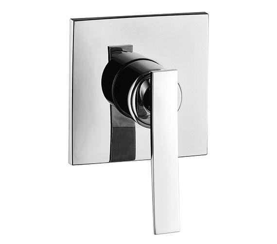 Tre Mercati Dance Concealed Manual Shower Valve Chrome - 25890