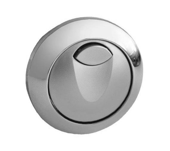 Grohe Eau2 Dual WC Flush Air Button Chrome Plated - 38771000