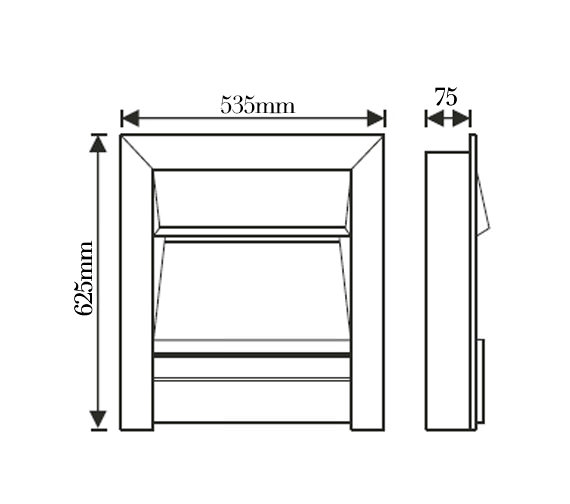 Technical drawing QS-V57678 / CUECD2ME