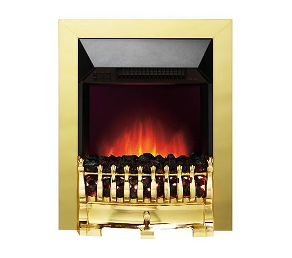Valor Blenheim Electric Fire Brass - 0580901