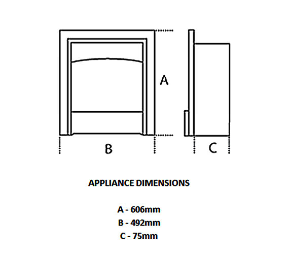 Technical drawing QS-V57699 / 0580901