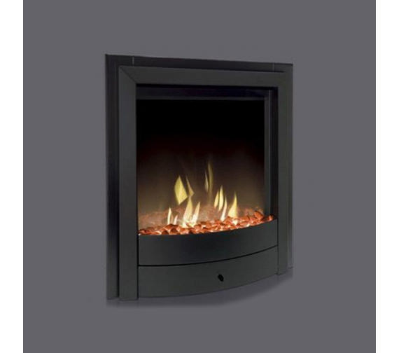 Dimplex X1 Electric Fire Black | X1B