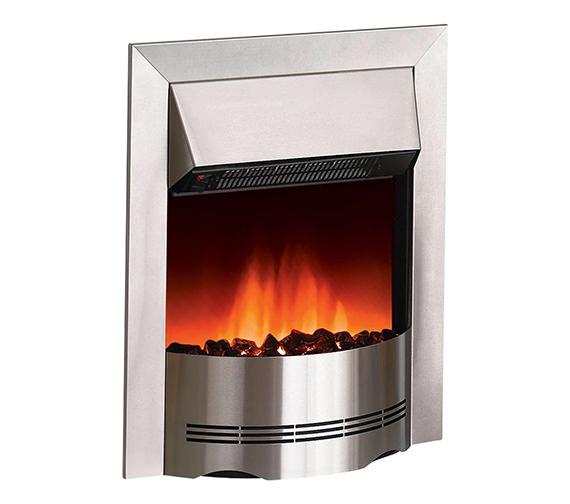 Dimplex Elda Electric Fire Stainless Steel | ELD20