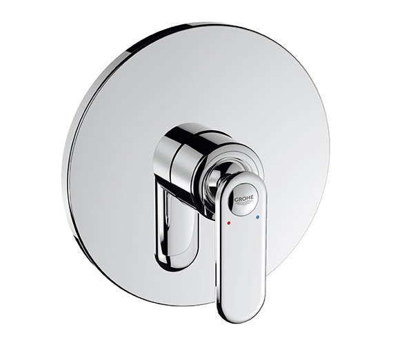Grohe Spa Veris Concealed Bath Shower Mixer Trim