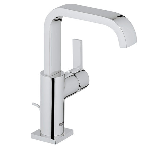 Grohe Spa Allure Basin Mixer Tap With Pop-up Waste - 32146000