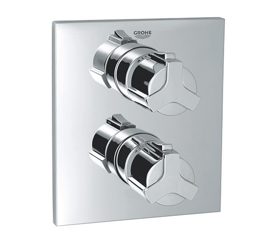 Grohe Allure Concealed Thermostatic Shower Mixer Valve