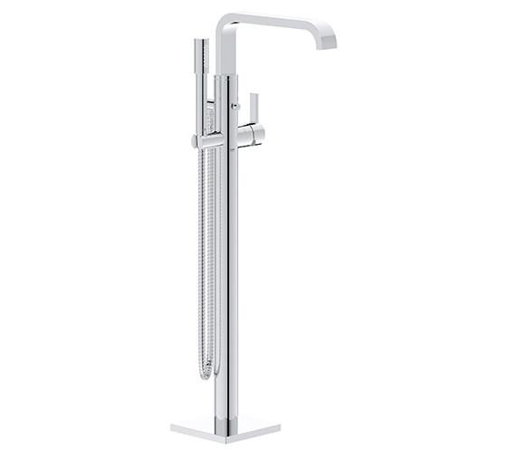 Grohe Spa Allure Floorstanding Bath Shower Mixer Tap - 32754001