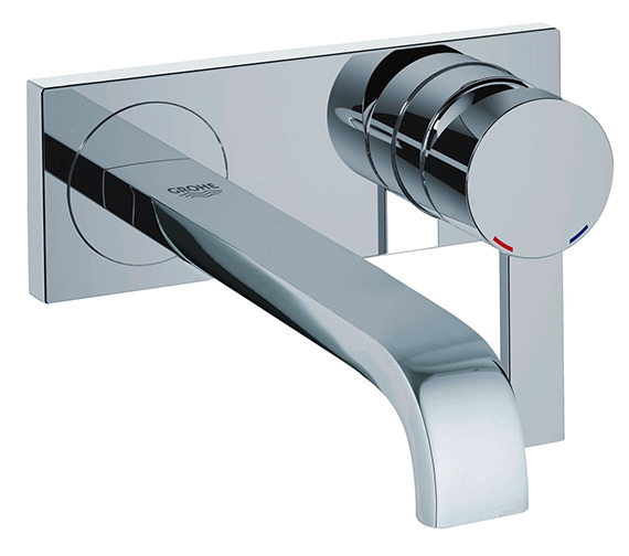 Grohe Spa Allure 2 Hole Basin Mixer Tap - 19386000