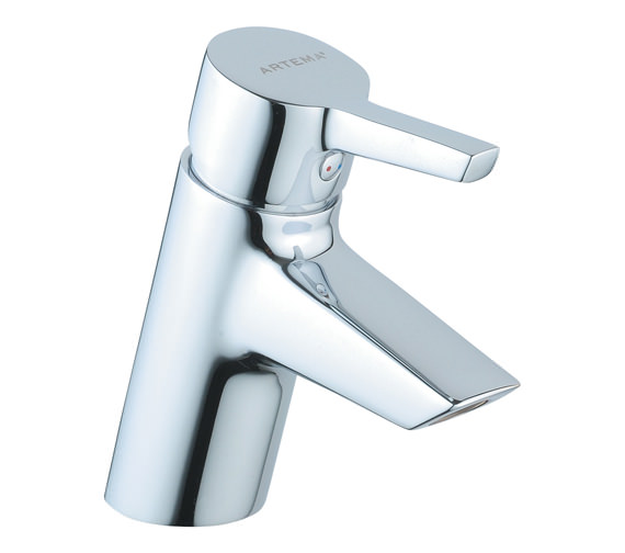 VitrA Slope Basin Mixer Tap Chrome - A40463VUK
