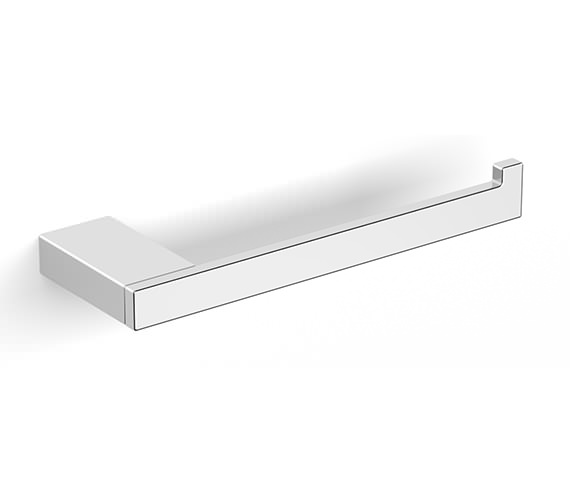 Essential Urban Square Toilet Roll Holder Without Cover RH - EA31043R