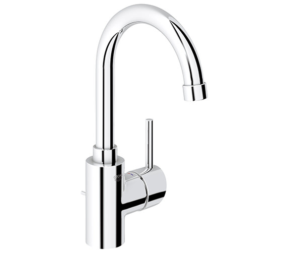 Grohe Concetto Basin Mixer Tap With Pop Up Waste - 32629001