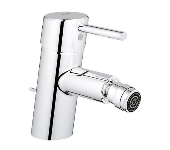 Grohe Concetto Bidet Mixer Tap With Pop-Up Waste - 32208001