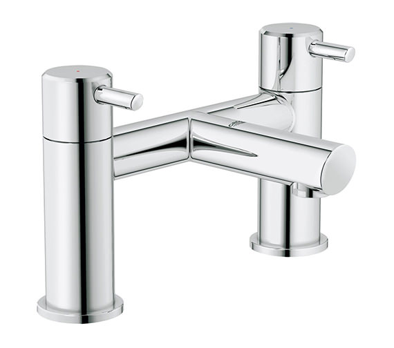 Grohe Concetto Deck Mounted Bath Filler Tap - 25102000
