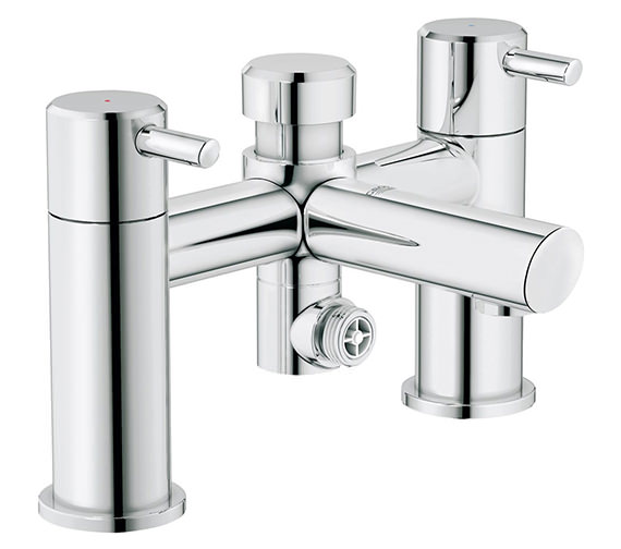 Grohe Concetto Deck Mounted Bath Shower Mixer Tap - 25109000