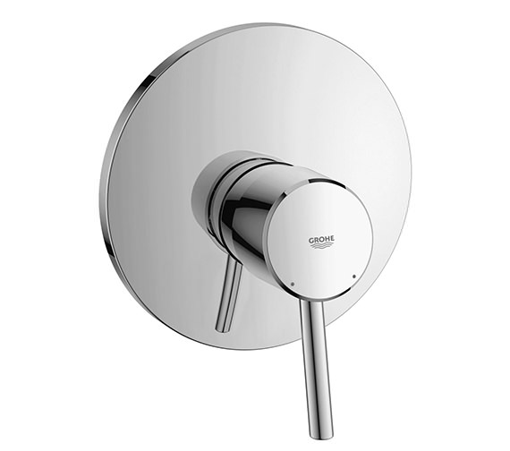 Grohe Concetto Single Lever Shower Mixer Trim - With Or Without Diverter