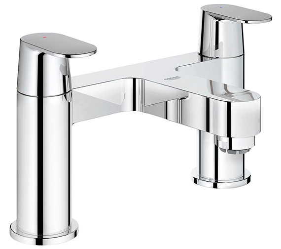 Grohe Eurosmart Cosmo Deck Mounted Bath Filler Tap - 25128000
